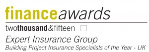Building Project Insurance Specialists of the Year - UK